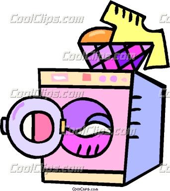 342x383 Clean Laundry Clip Art Cliparts