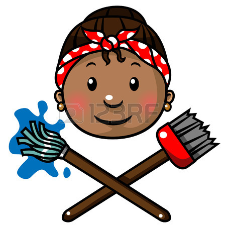 450x450 Cleaning Lady Clip Art Stock Photos. Royalty Free Cleaning Lady