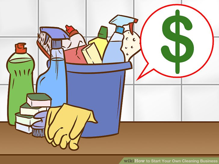 728x546 How To Start Your Own Cleaning Business 15 Steps (With Pictures)