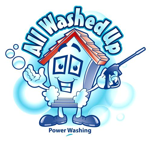 500x471 Pressure Washing Logos Crystal Clean Home Cleaning Abbey Logo