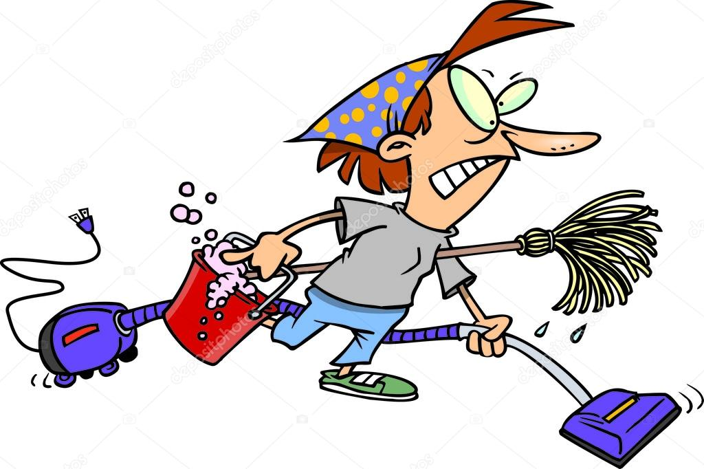 1024x682 Cleaning Lady Stock Vectors, Royalty Free Cleaning Lady
