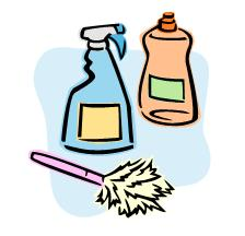 224x216 Cleaning Supply Clipart