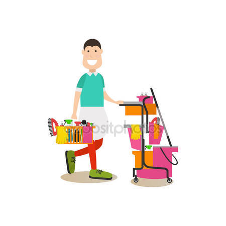 450x450 Janitorial Supplies Stock Vectors, Royalty Free Janitorial