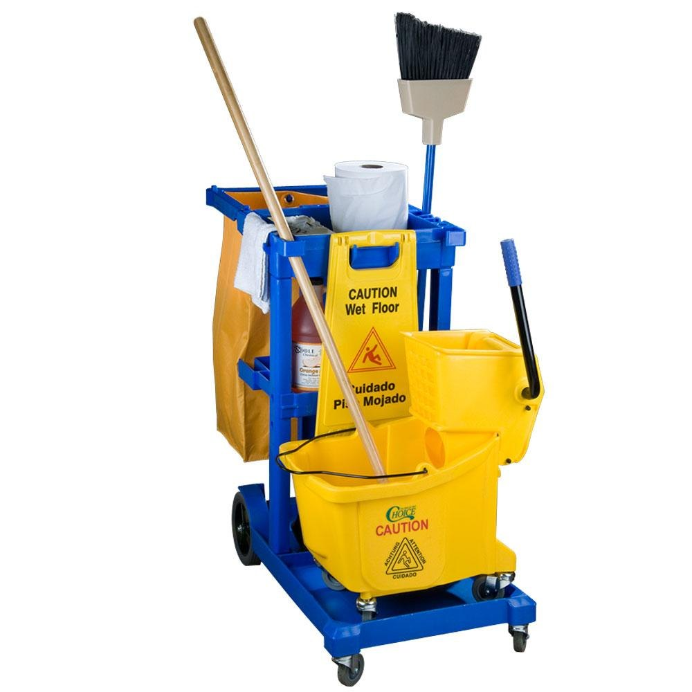 1000x1000 Cart Clipart Janitorial