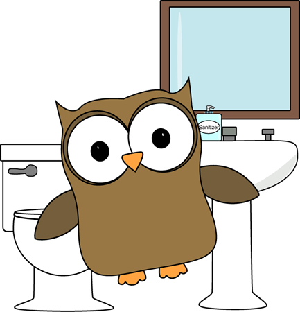 433x450 Bathroom Clipart School Bathroom