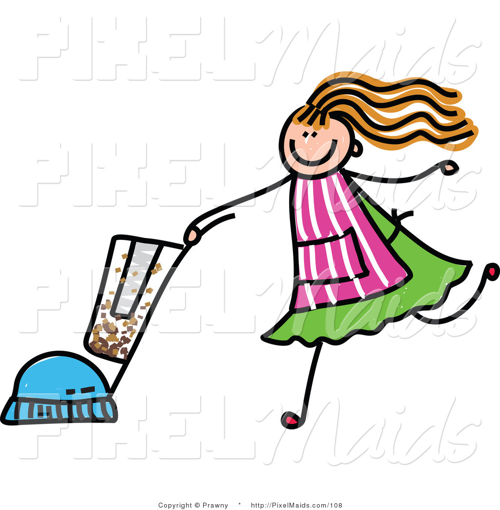 1024x1044 Child Cleaning Clipart