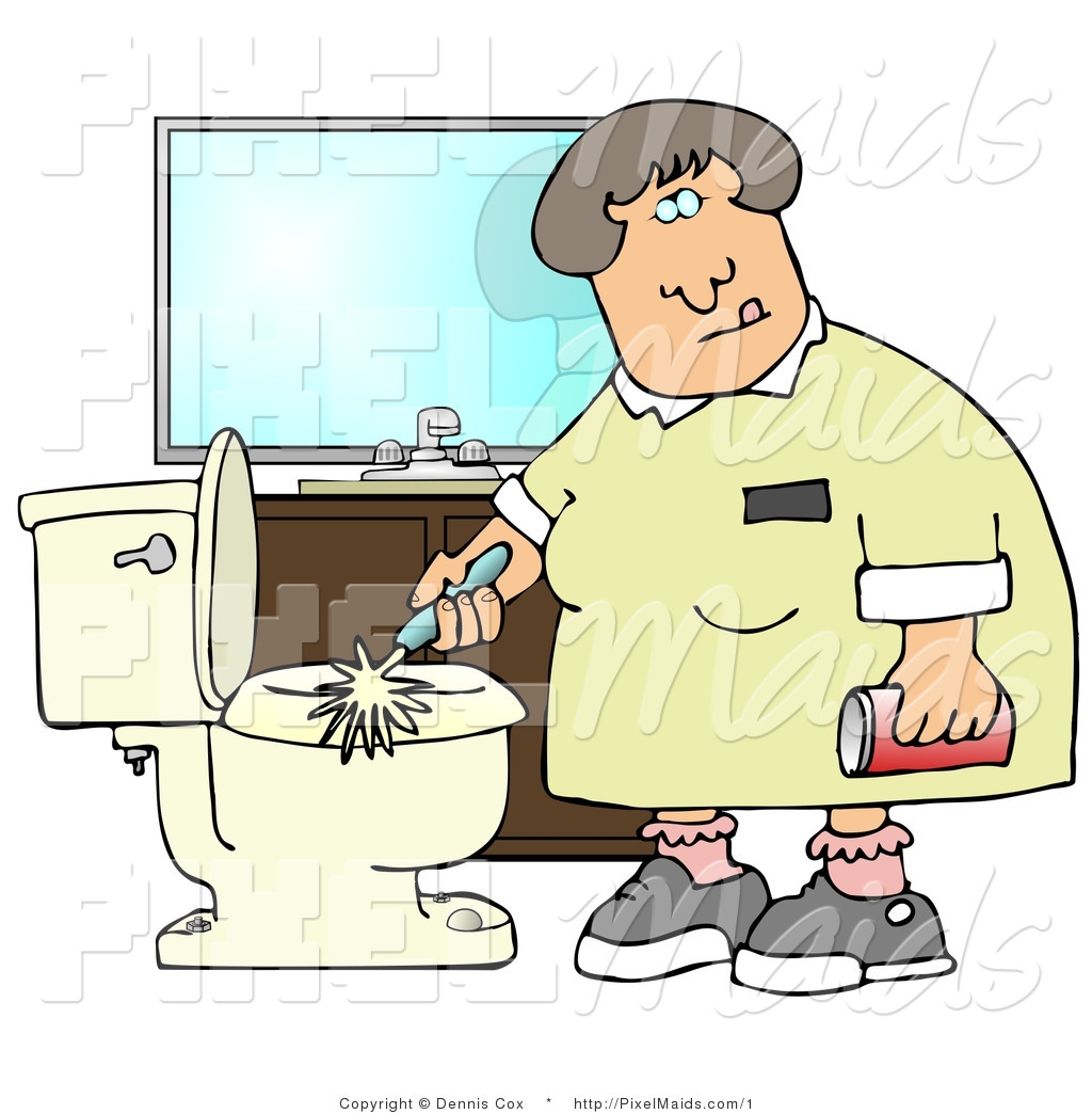 1024x1044 Clean Toilet Clipart