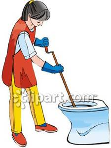 225x300 Bathroom Cleaner Clip Art Cliparts