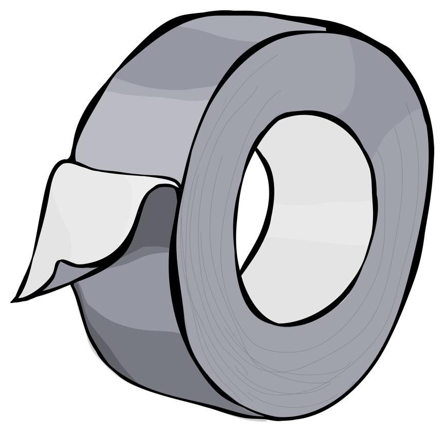 866x840 Scotch Clipart Sticky Tape