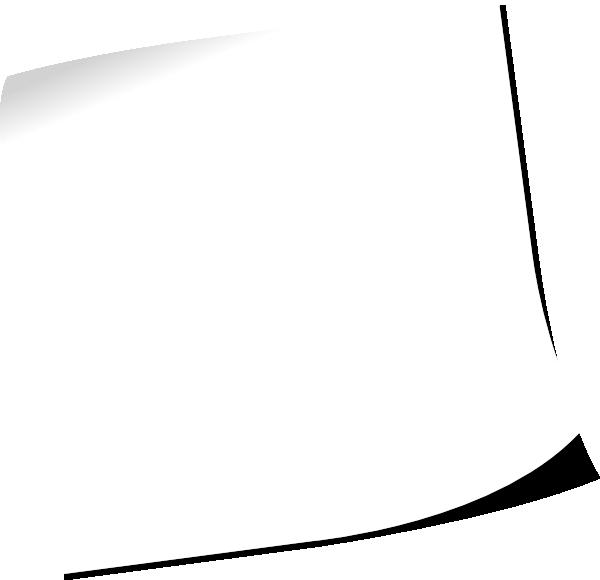600x580 White Clipart Post It
