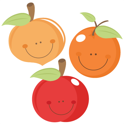 432x432 Apple Clipart Orange