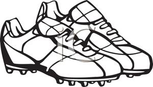 300x171 Pair Of Football Cleats