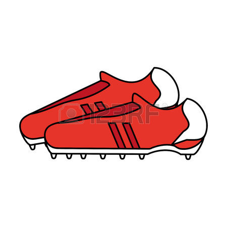 450x450 872 Cleats Stock Vector Illustration And Royalty Free Cleats Clipart