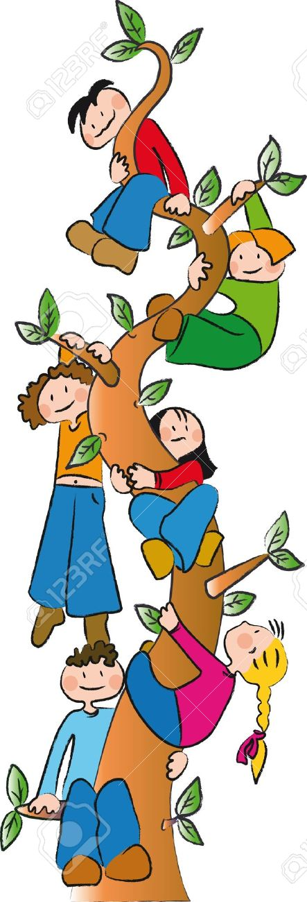443x1300 Climb Kids Clipart, Explore Pictures