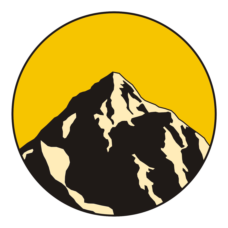 1500x1500 Mountain Vector Clipart