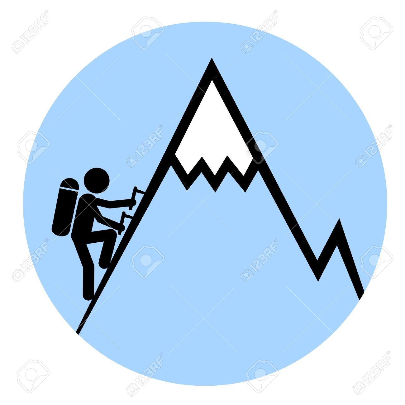 1300x1300 Other Mountain Sport Hiking Clipart, Explore Pictures