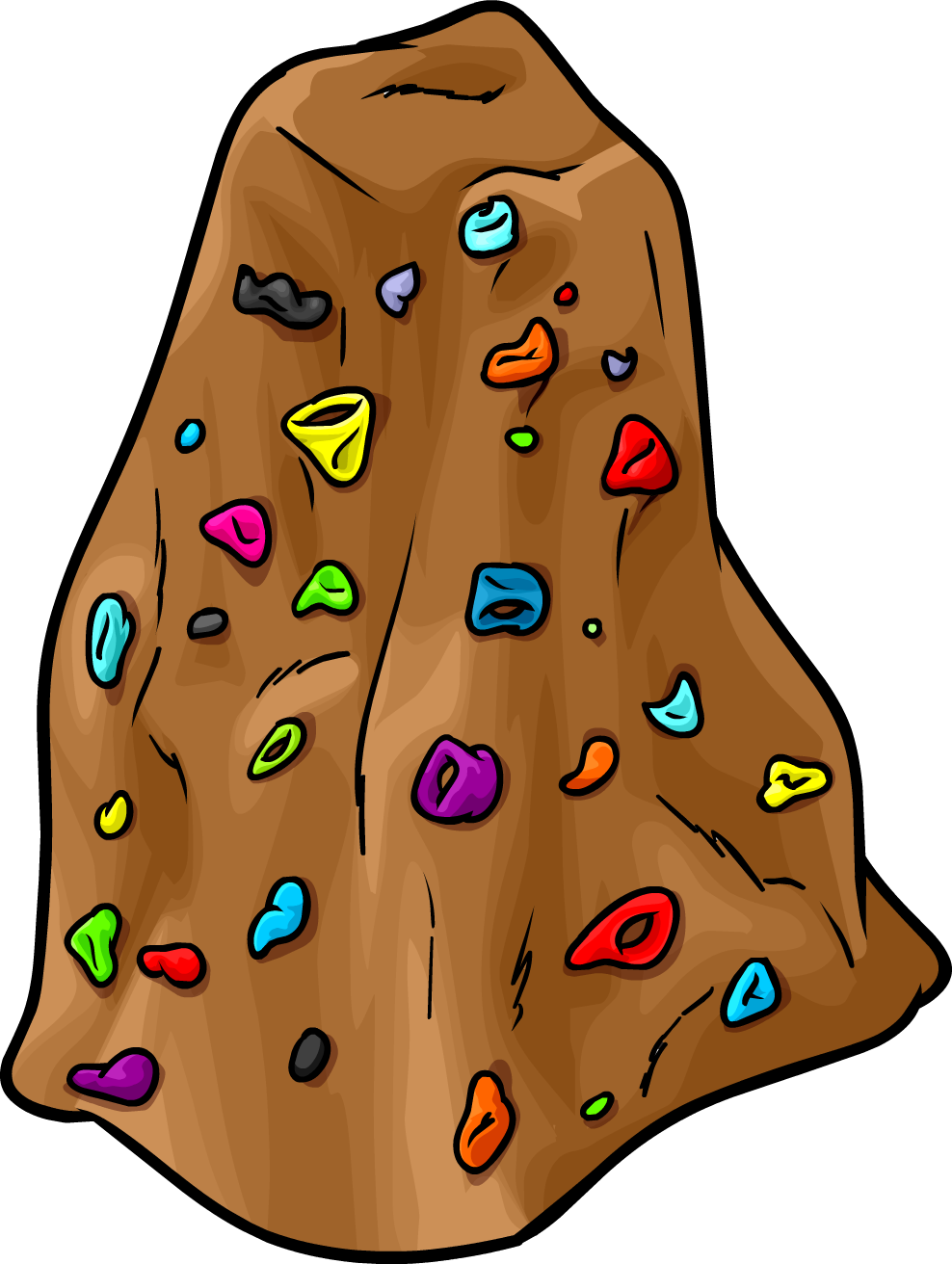 988x1312 Rock Climbing Wall Clipart – 101 Clip Art