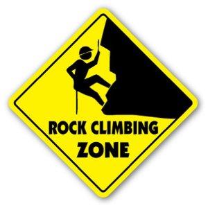 300x300 Rock climbing scene 1 clip art download image