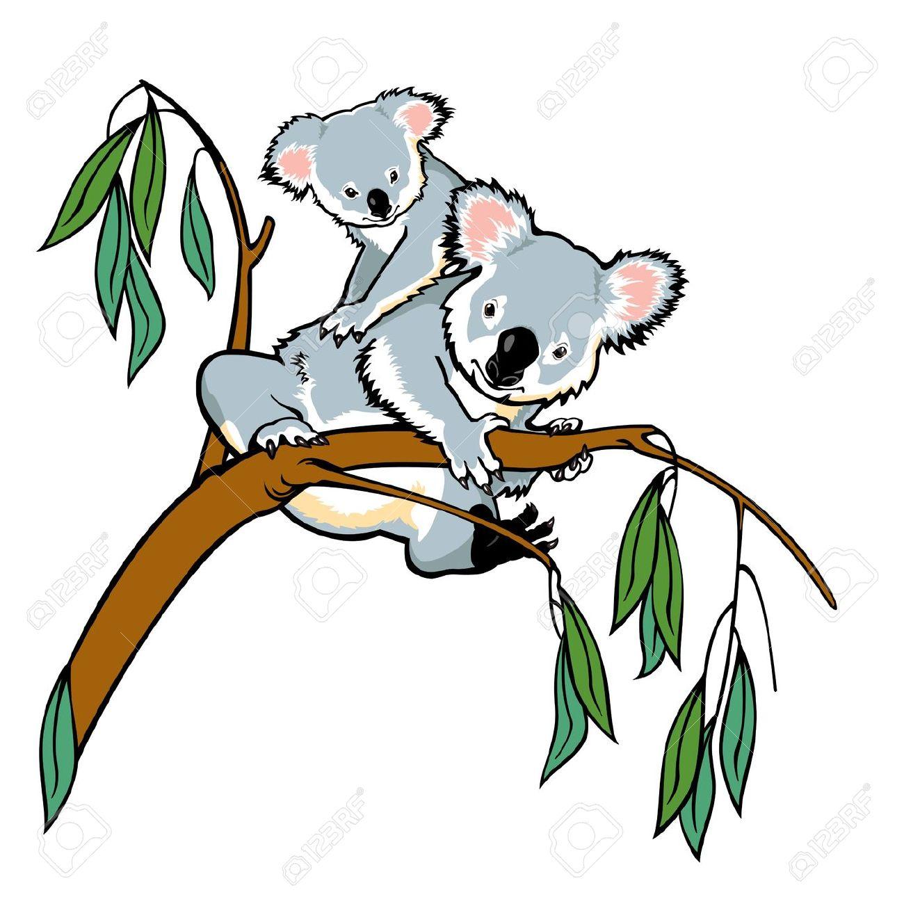 1300x1300 Top 90 Koala Clip Art