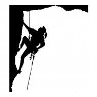 190x190 Rock Climbing Scrapbook Supplies