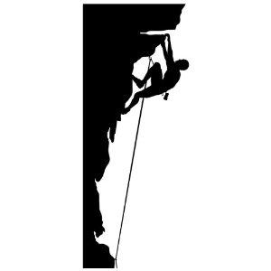 300x300 Mountain Climbing Silhouette Clipart Panda