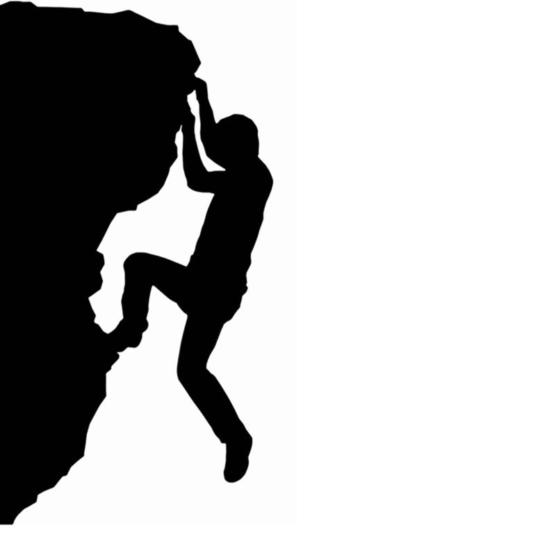 800x800 Buy Rock Climbing Decal And Get Free Shipping