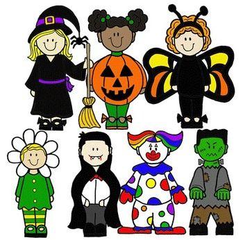 350x346 108 Best Halloween Costumes (Clip Art) Images