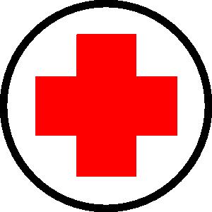 300x300 Cruz Roja Clip Art