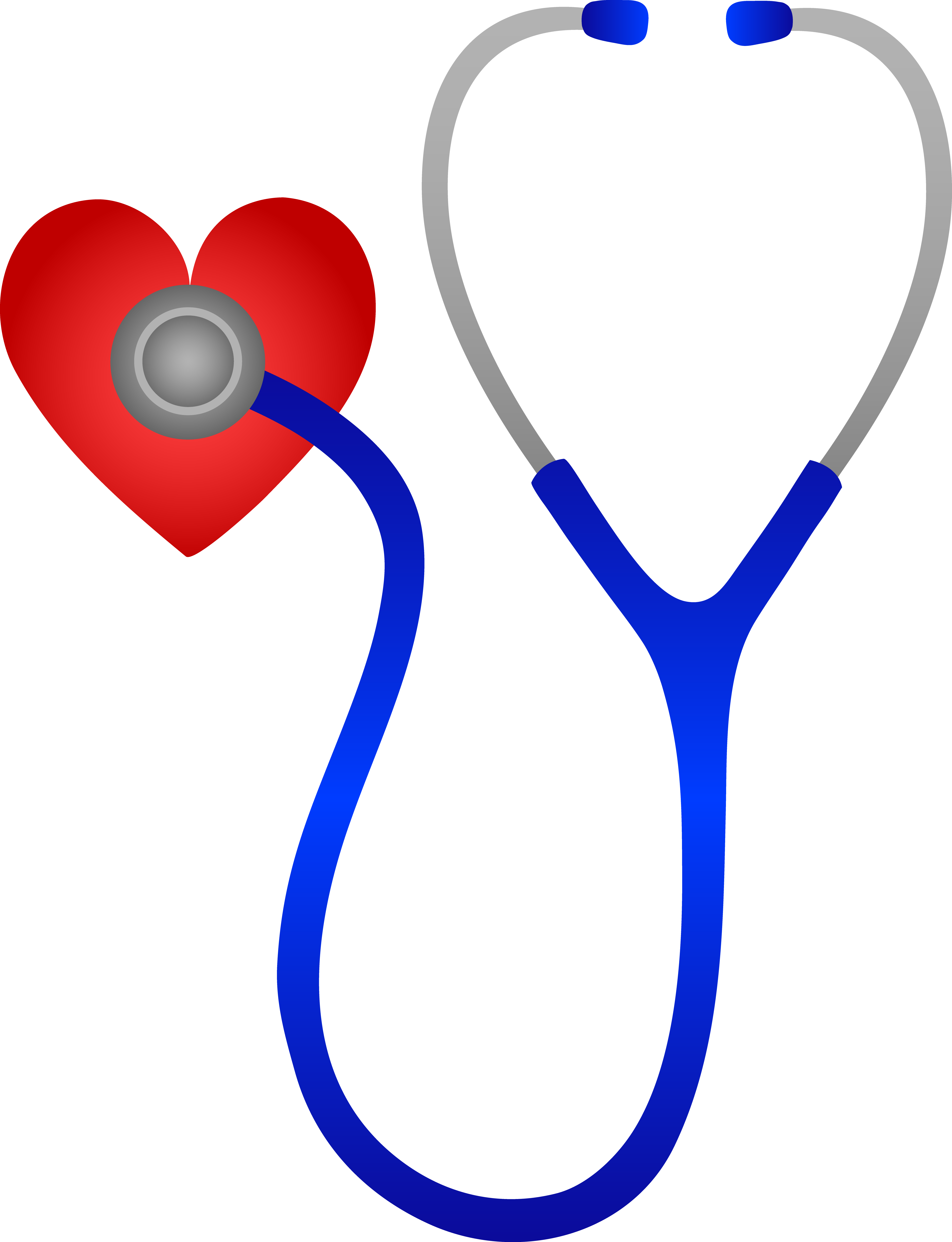 Clinic clipart free download best clinic clipart on clipartmag 4809x6271 stethoscope listening to heart beat biocorpaavc