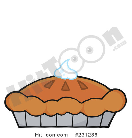 Clip Art Of Pumpkin Pie