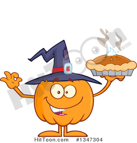 450x470 Pumpkin Pie Clipart