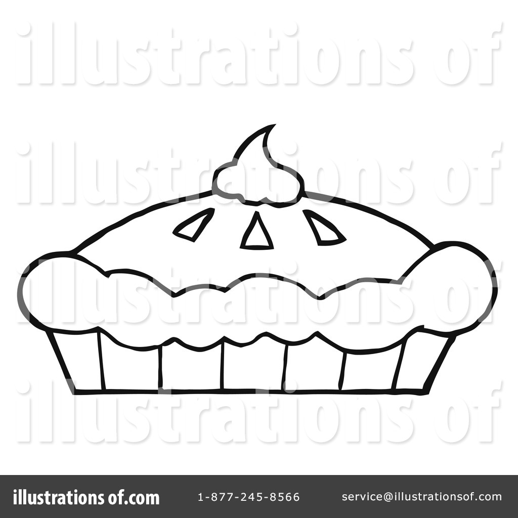 1024x1024 Pumpkin Pie Clipart