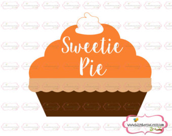 340x270 Baking Pumpkin Pie Clipart