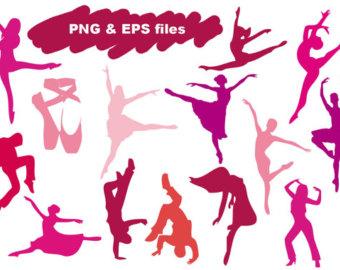 340x270 Dance Clip Art Etsy