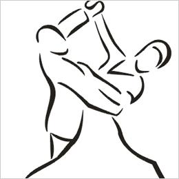 260x260 Dance Clipart Dancing Clip Art Clipartbold