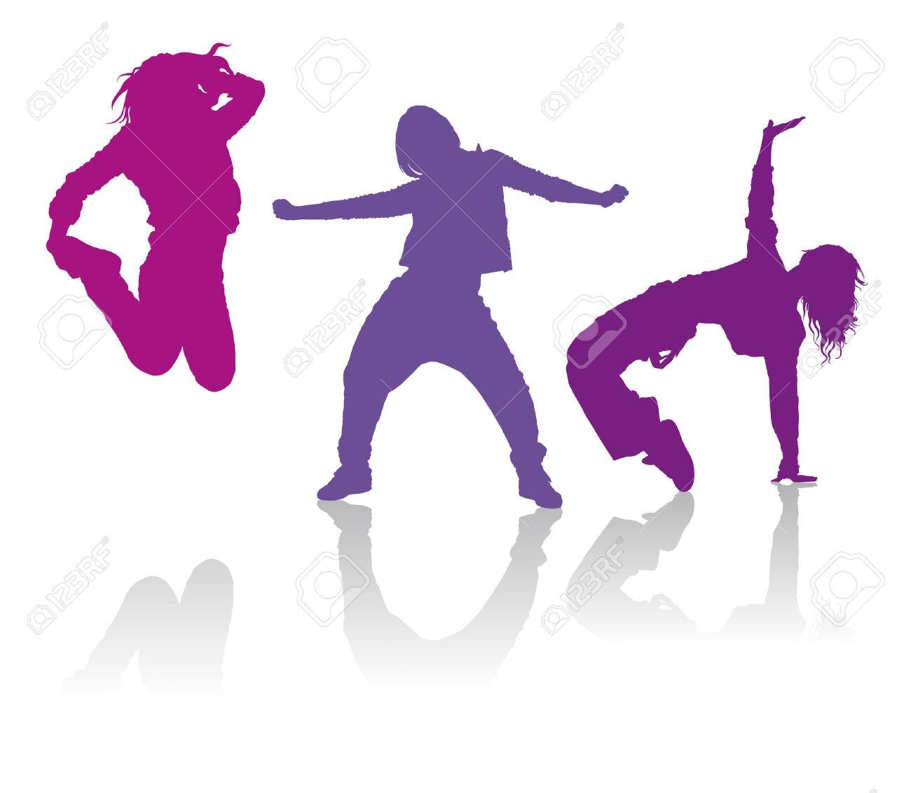 1300x1132 Purple Clipart Dance