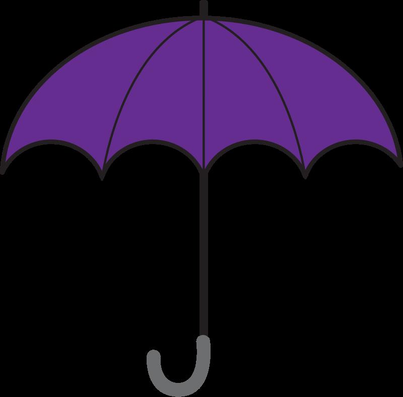 800x788 Clip Art Umbrella