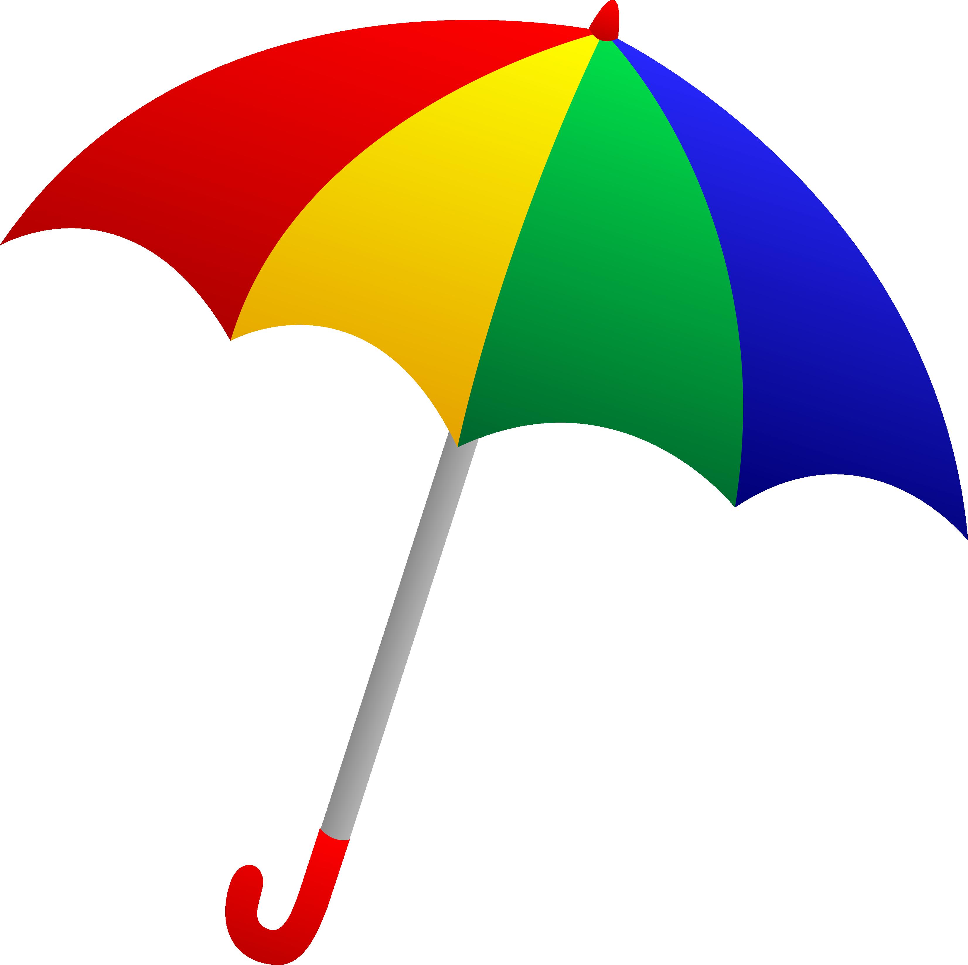 3304x3295 Clip Art Of An Umbrella Clipart 2 Clipartbold Clipartix