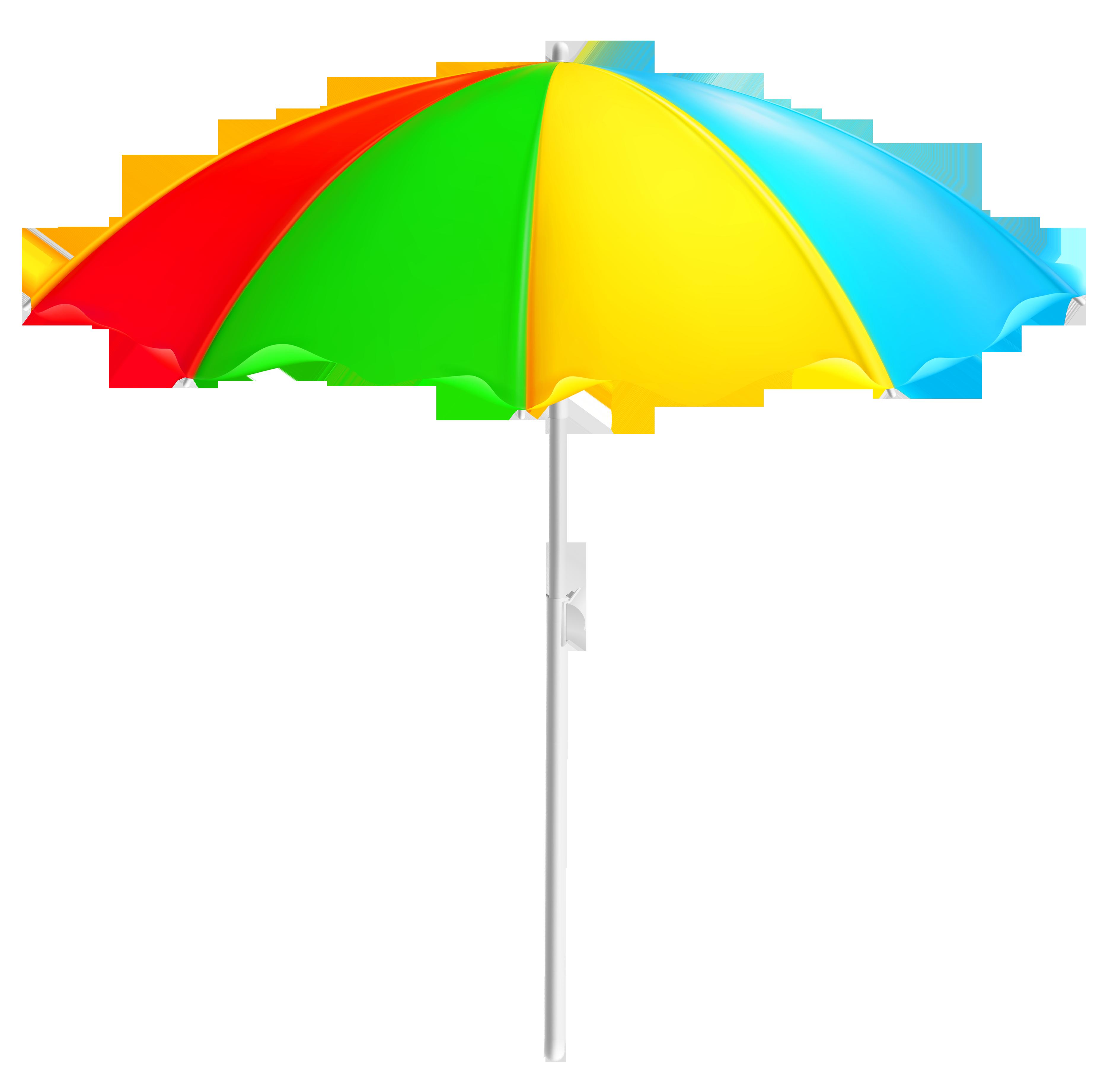 3778x3630 Clip On Beach Umbrella Clip Art 2