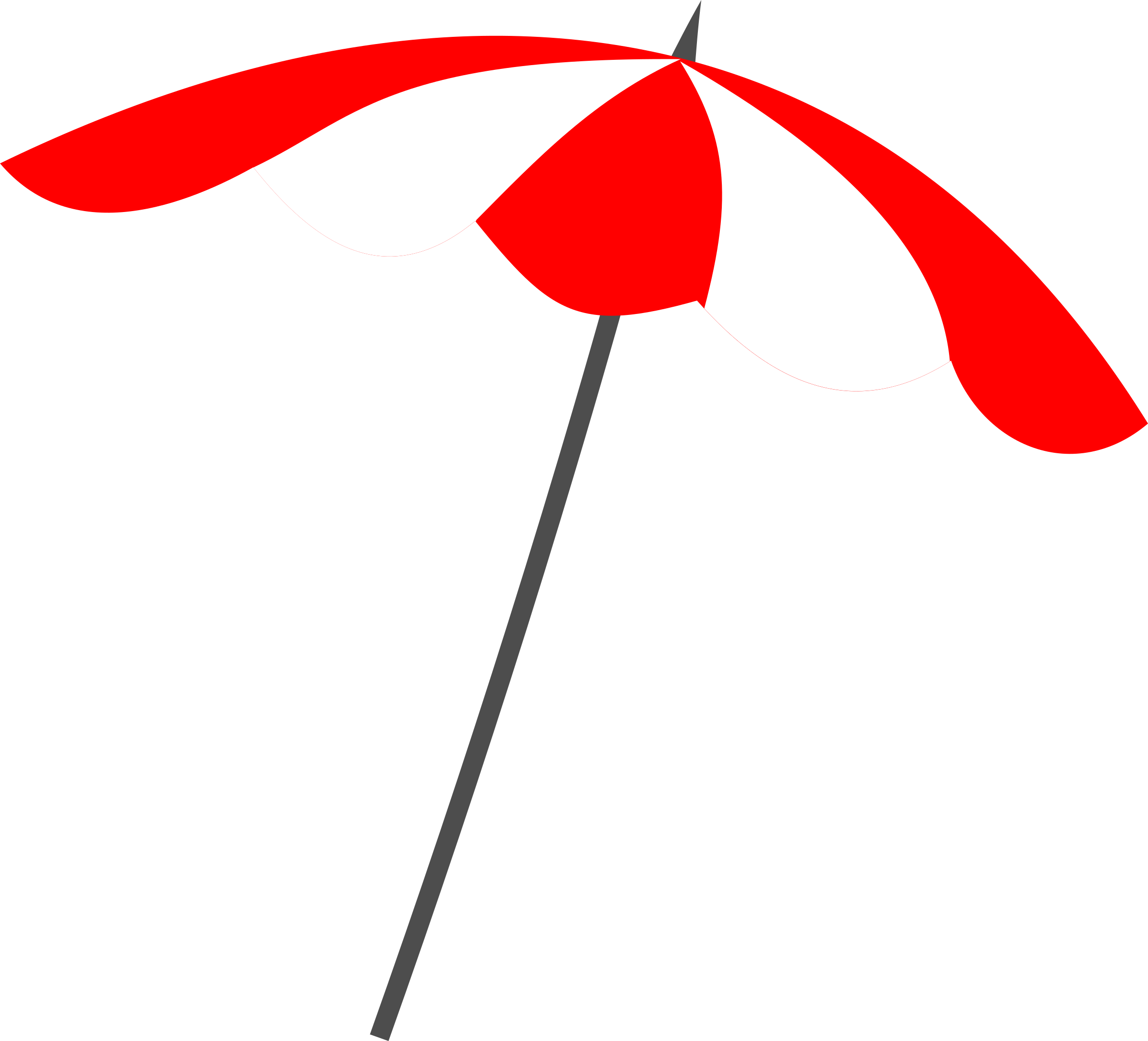 2400x2175 Open Clipart Beach Umbrella