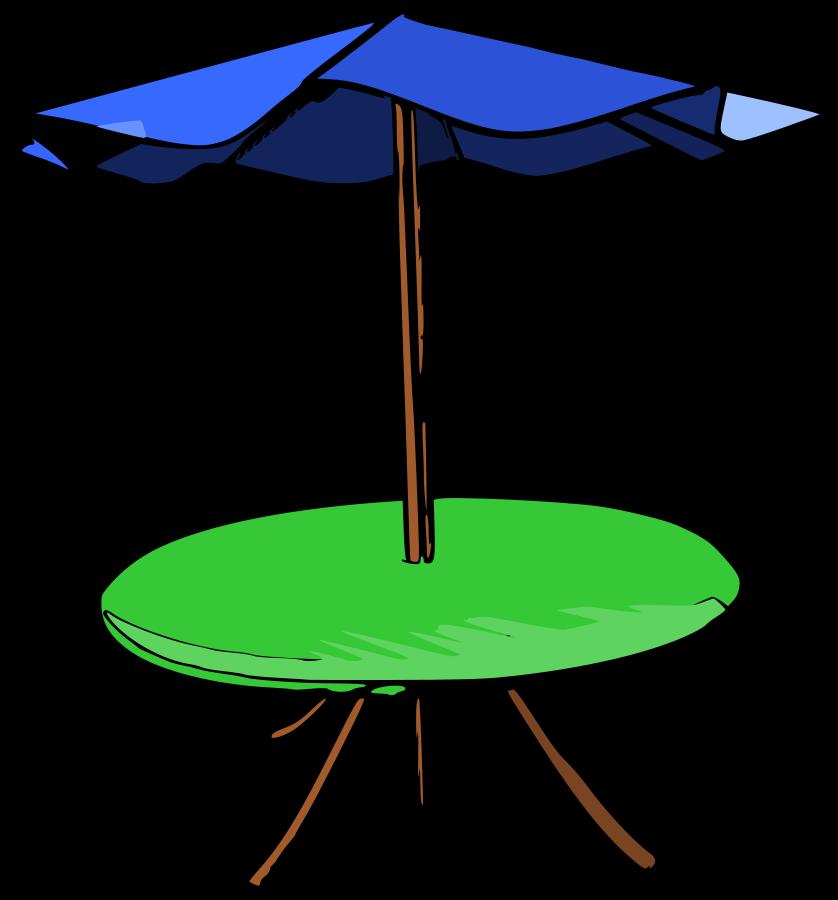 838x900 Table Umbrella Png Clip Arts For Web