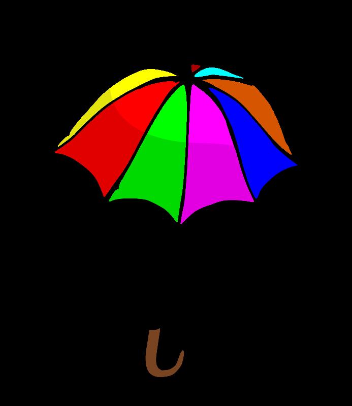 693x800 Umbrella Clip Art Download