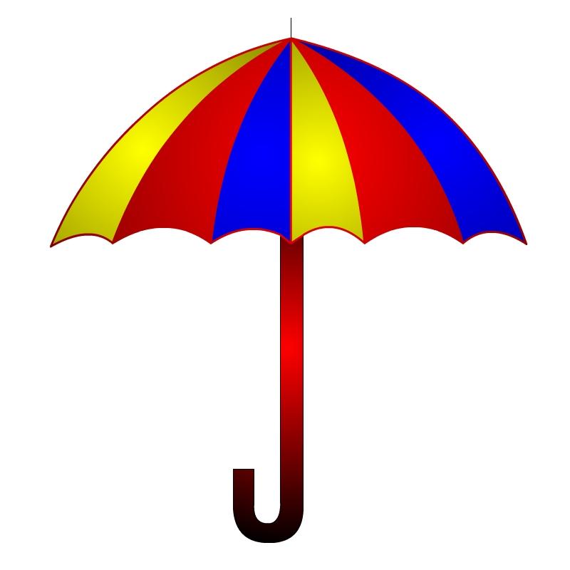 800x800 Umbrella Clip Art Free Download Clipart Images 4