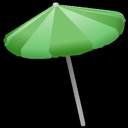 500x500 Beach Umbrella Vector Clip Art Public Domain Vectors