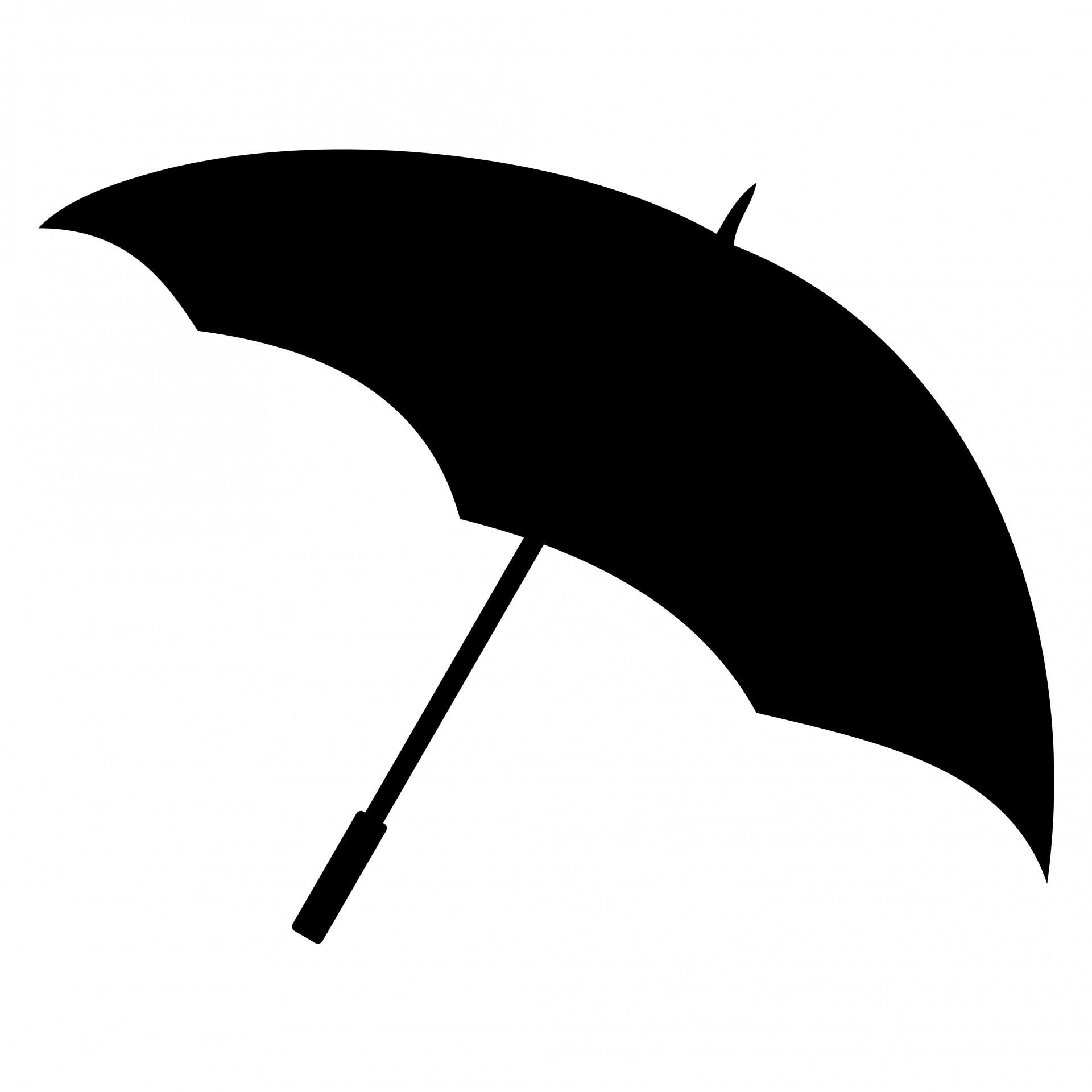 1920x1920 Black Umbrella Clipart Clip Art Library