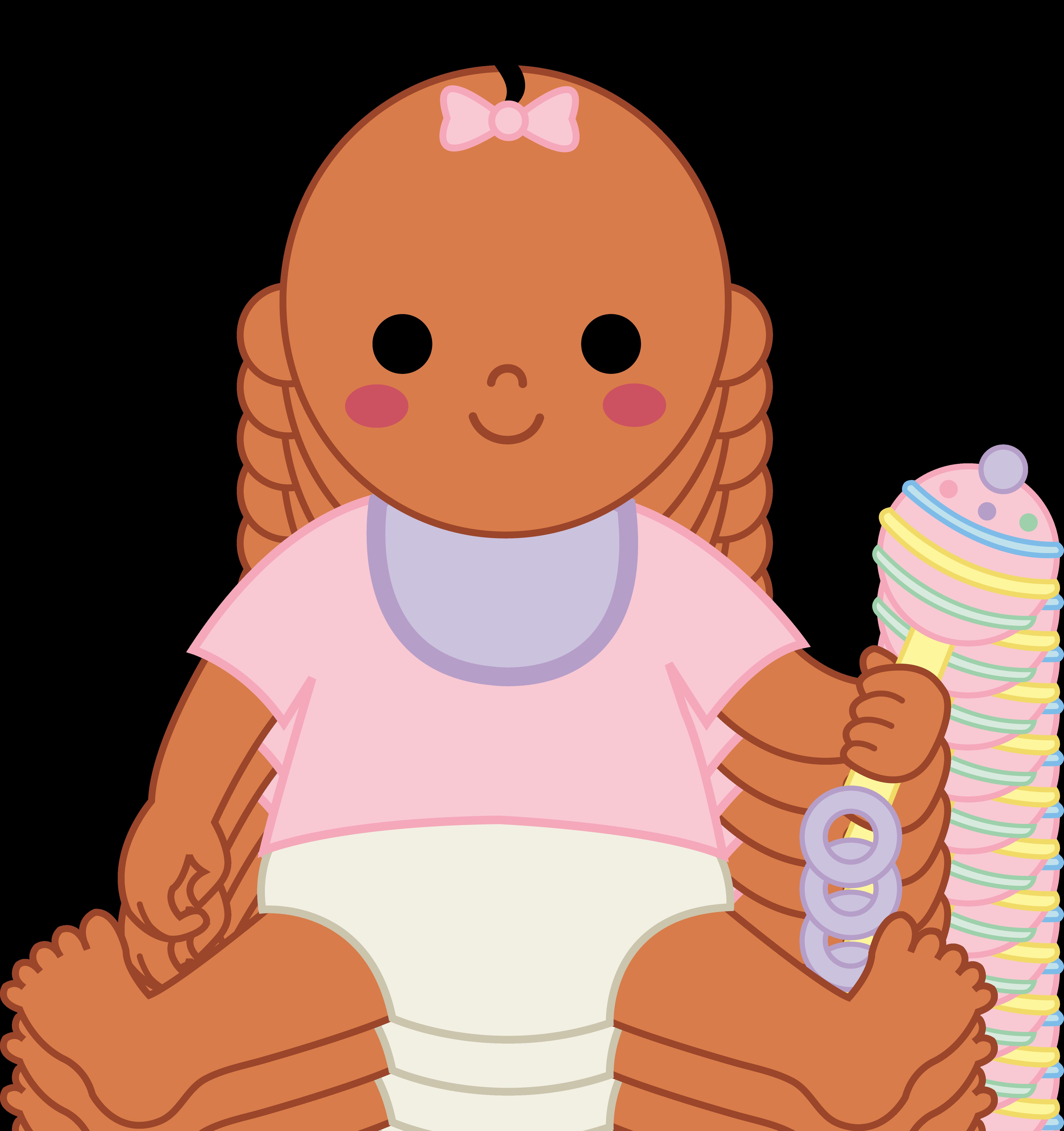 5177x5502 Best Baby Girl Clipart