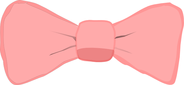600x279 Pink Clipart Baby Bib