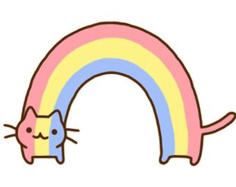 340x270 Cat Clip Art Etsy