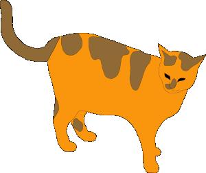 300x252 Pussy Cat Clip Art