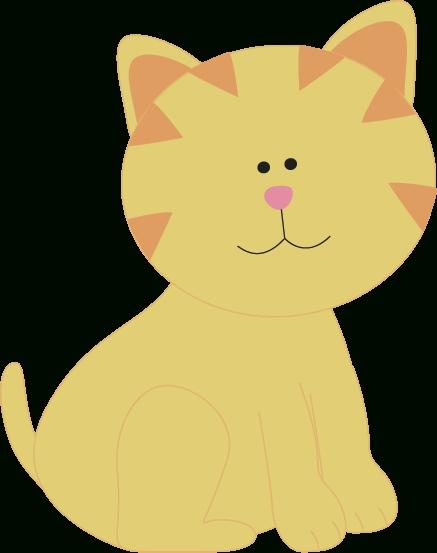 437x553 Cat Clip Art